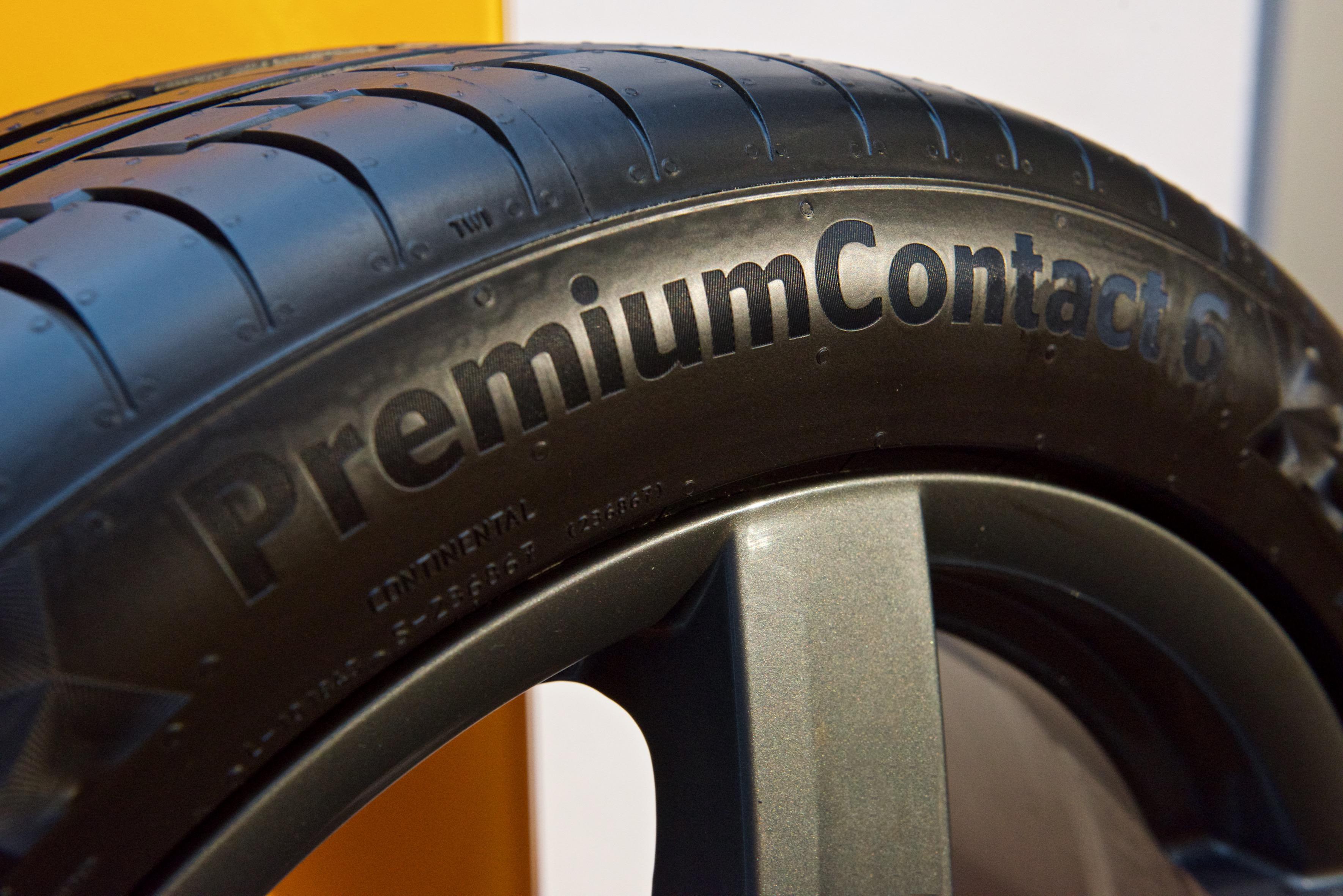 Reifenrückruf Continental PremiumContact6