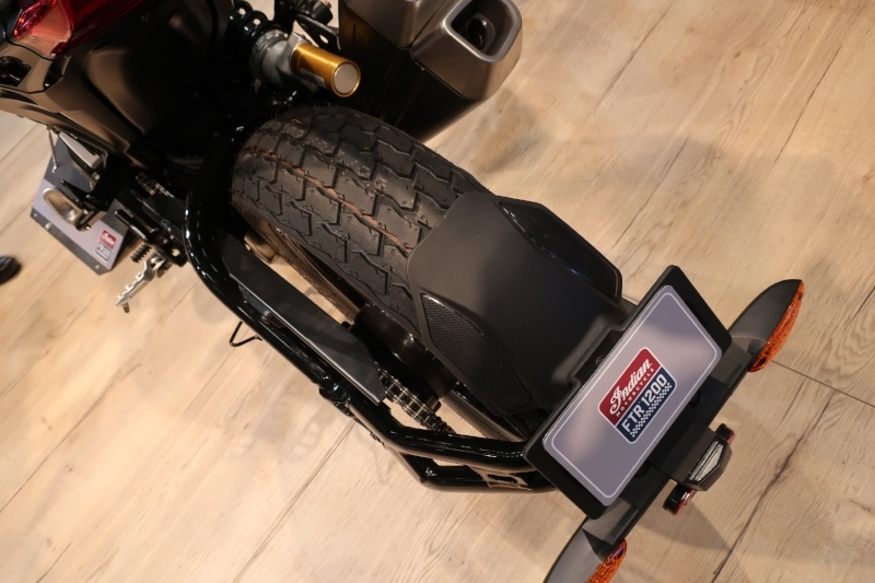Intermot - Indian mit DT3