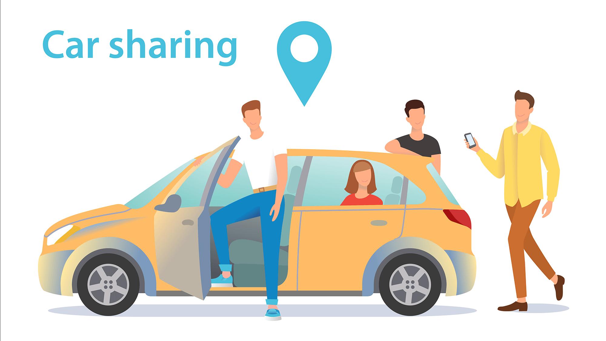 Car Sharing sorgt für mehr Flexibilität!
