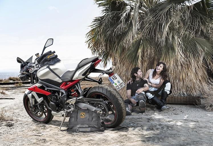 Motorradreifen-Aktion von Continental: gratis Helmtasche oder Tankrucksack