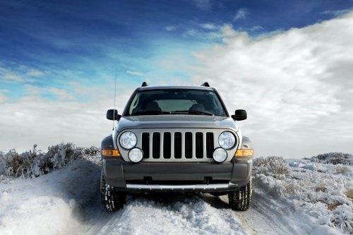 Im Winterreifentest für Offroadreifen in der Auto Zeitung ging es 2018 nach Finnland