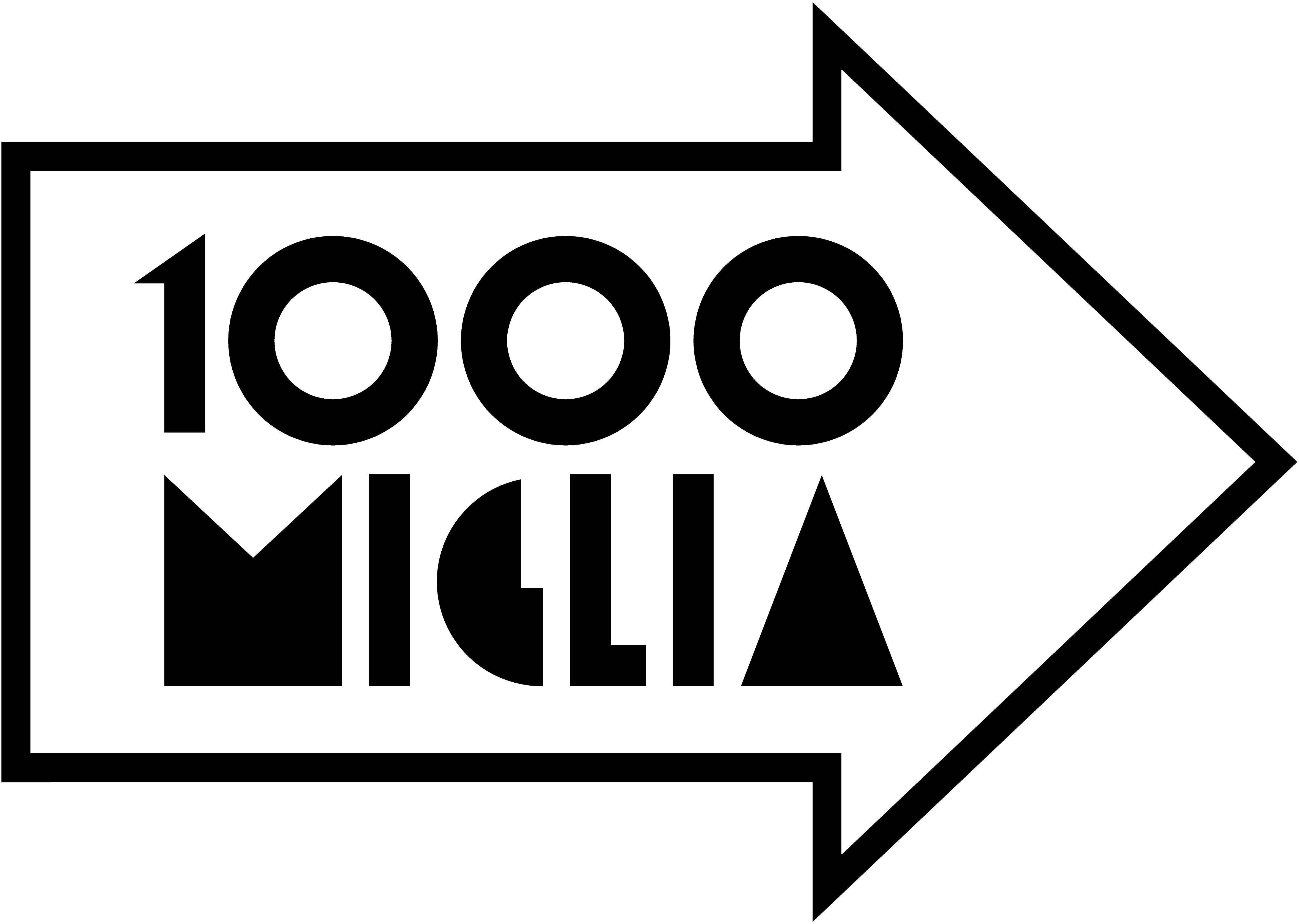 JB rädervertrieb_Mille Miglia Logo