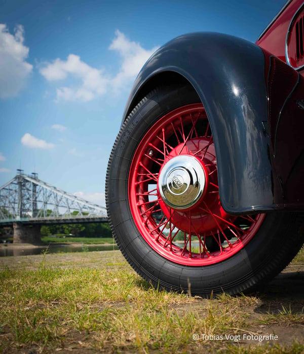 Reifenwerk HEIDENAU_PKW Oldtimer P29