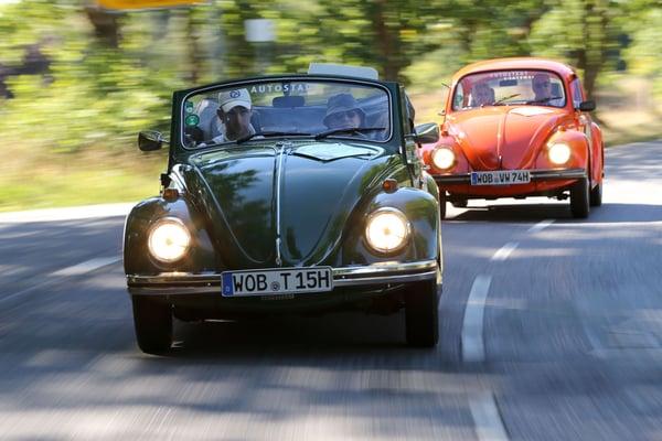 VW Käfer-kl