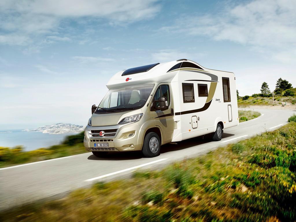 Reisemobile - Promobile Sommerreifentest für Transporter (235/60 R17C)