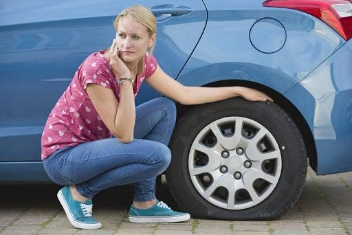 Reifenversicherung? - Problem platter Reifen