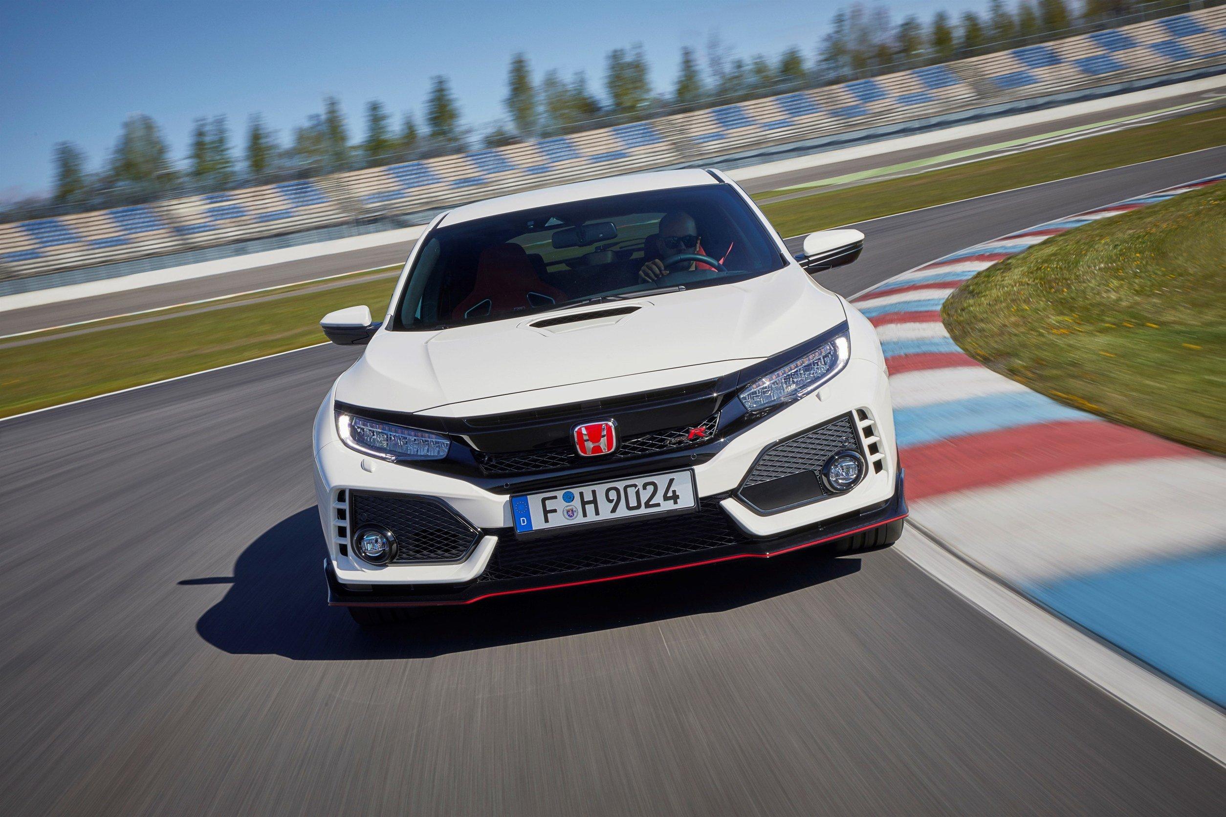 Honda Civic Type R - Foto Honda