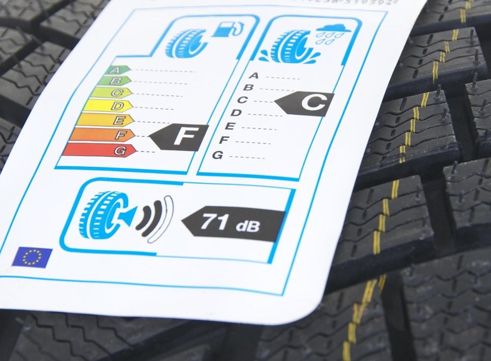 Reifenlautstärke am Reifenlabel ablesen | Reifen-vor-Ort.de