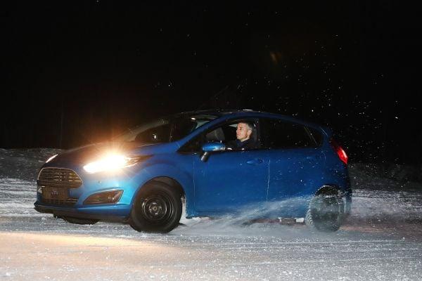 Winterreifentest 2018 vom ADAC – Winterreifen für Kleinwagen