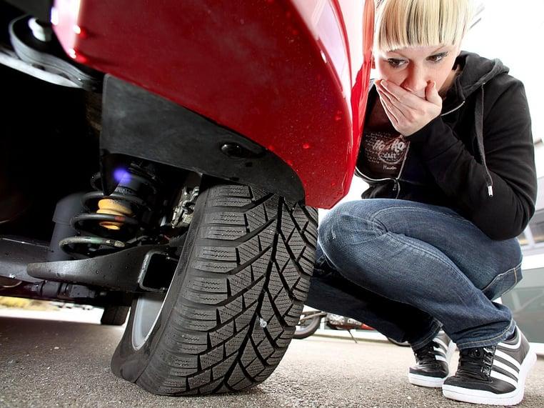 Reifenpannensets helfen bei eine Reifenpanne