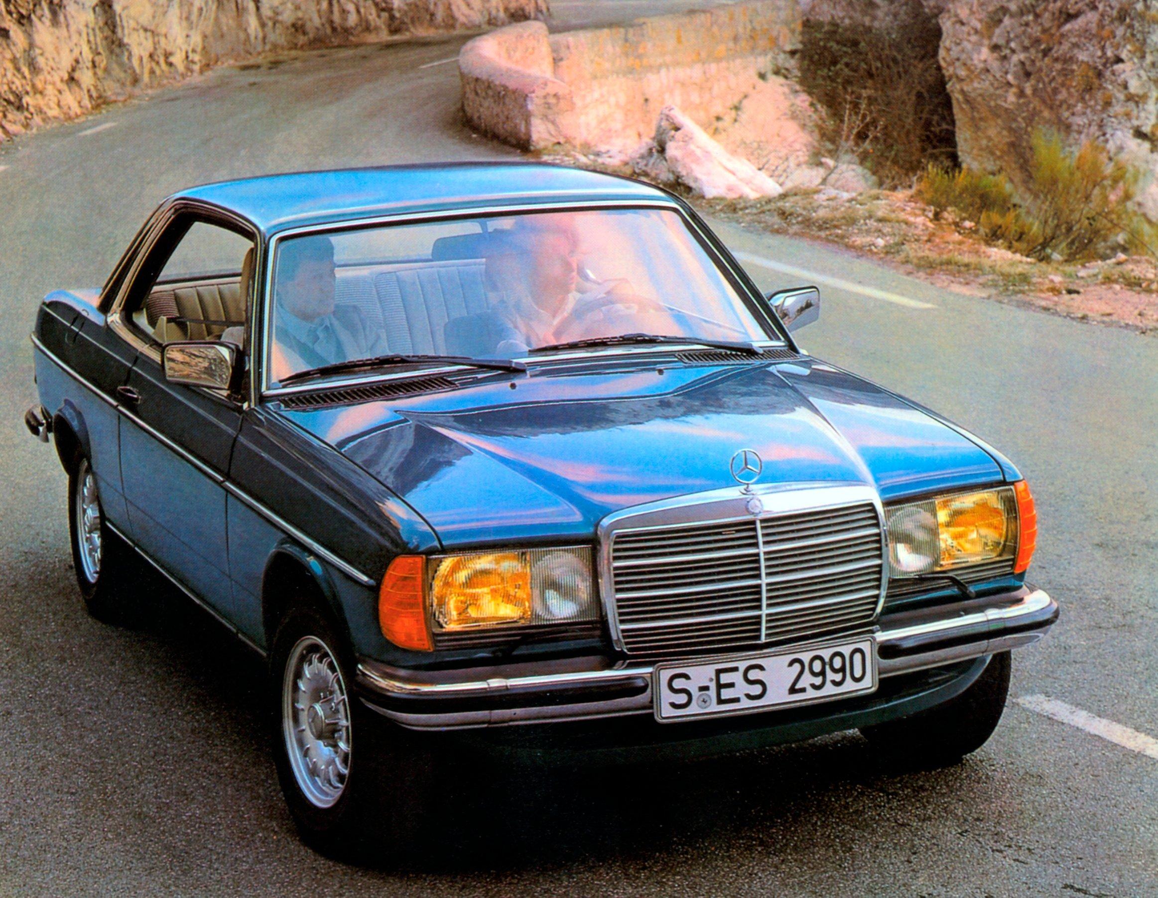Mercedes-Benz, Baureihe W123